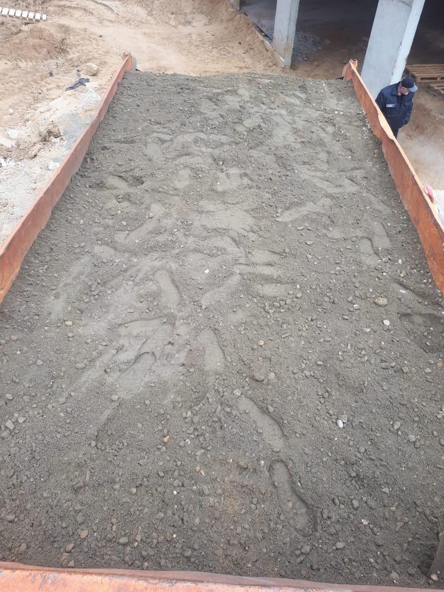 Тощий бетон цена за куб добавить порошок в цементный раствор